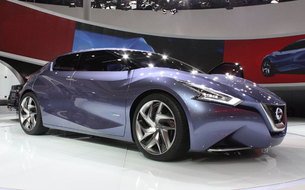 Nissan Friend ME Concept Unveiled At 2013 Shanghai Motor Show (View 6 of 7)
