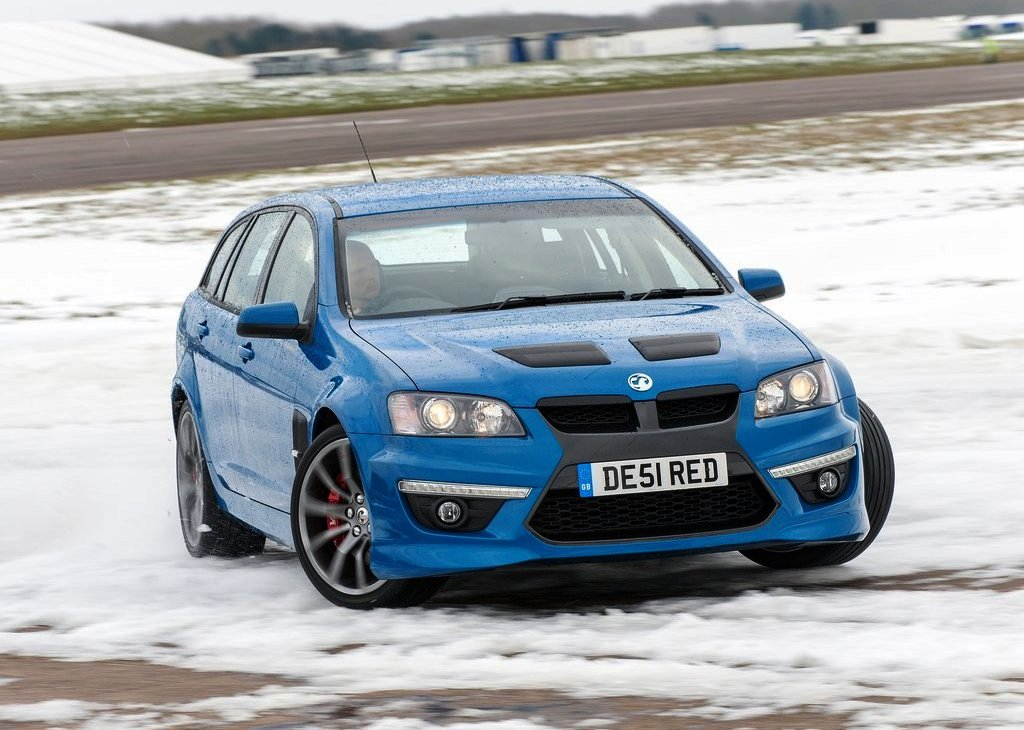 Featured Image of 2013 Vauxhall VXR8 Tourer Price, Specs, Review
