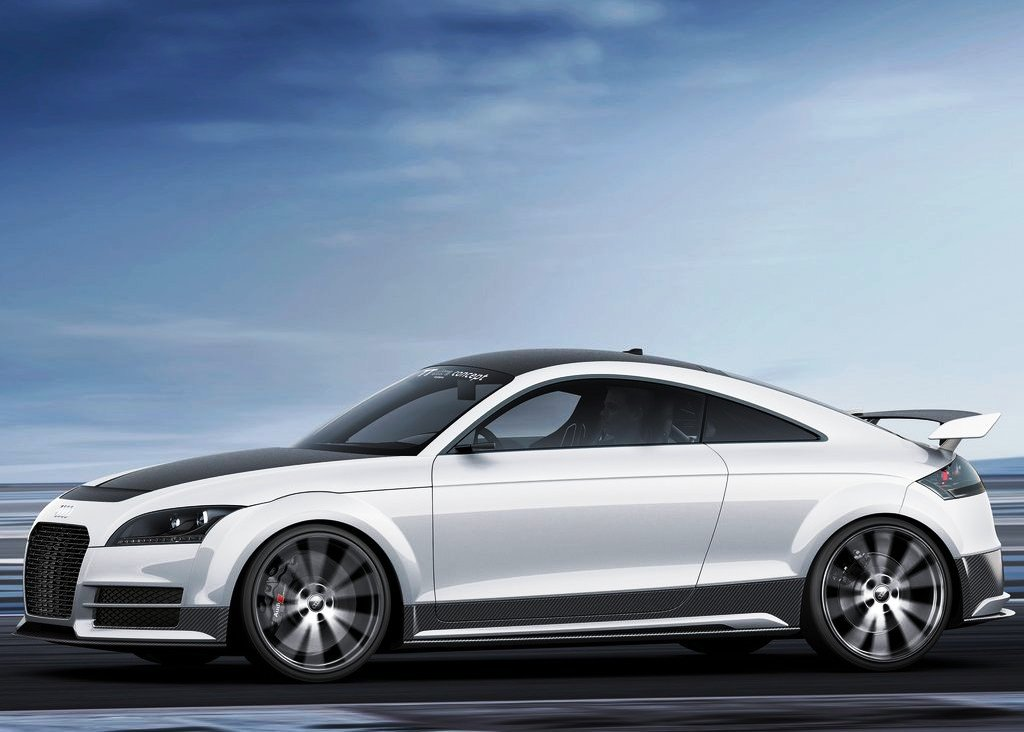 2013 Audi TT Ultra Quattro Exterior Design (View 2 of 8)