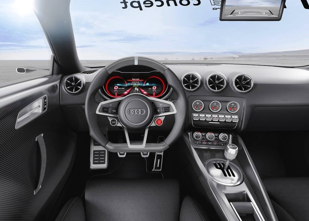 2013 Audi TT Ultra Quattro Interior Design (View 4 of 8)