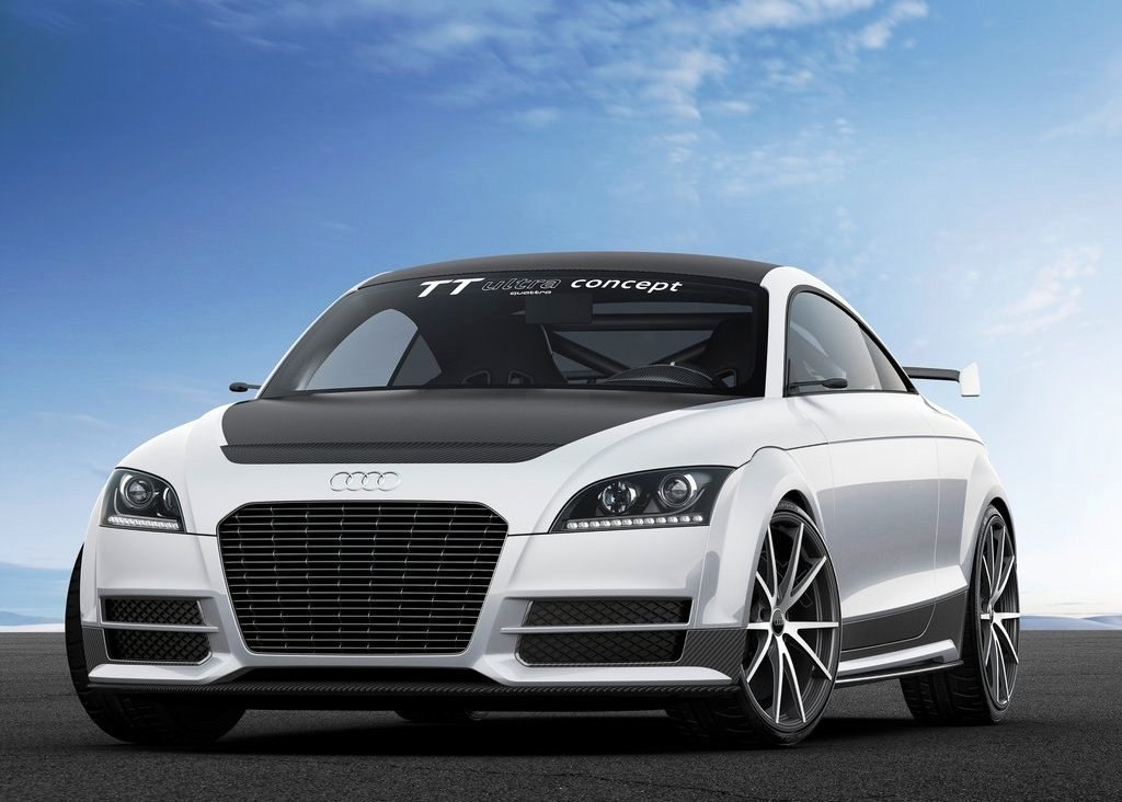 Featured Image of 2013 Audi TT Ultra Quattro Concept Review