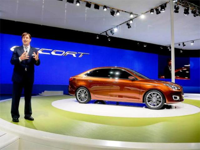 2013 Ford Escort Concept Launched At China Market (Photo 3 of 7)
