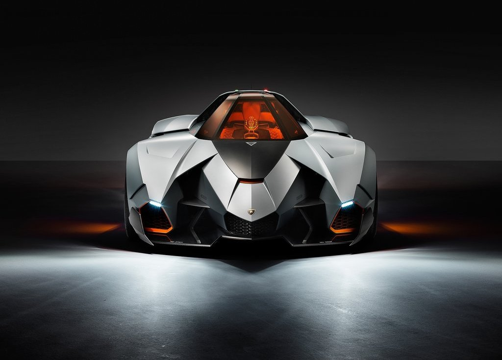2013 Lamborghini Egoista Concept (Photo 2 of 9)