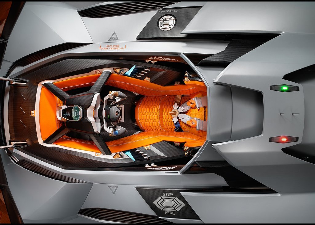 2013 Lamborghini Egoista Engine Powertrain (Photo 4 of 9)