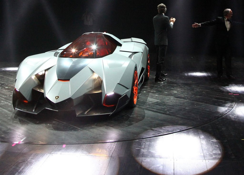 2013 Lamborghini Egoista Release Date (Photo 7 of 9)