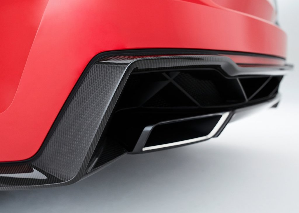 2013 Skoda Rapid Sport Exhaust (Photo 9 of 13)