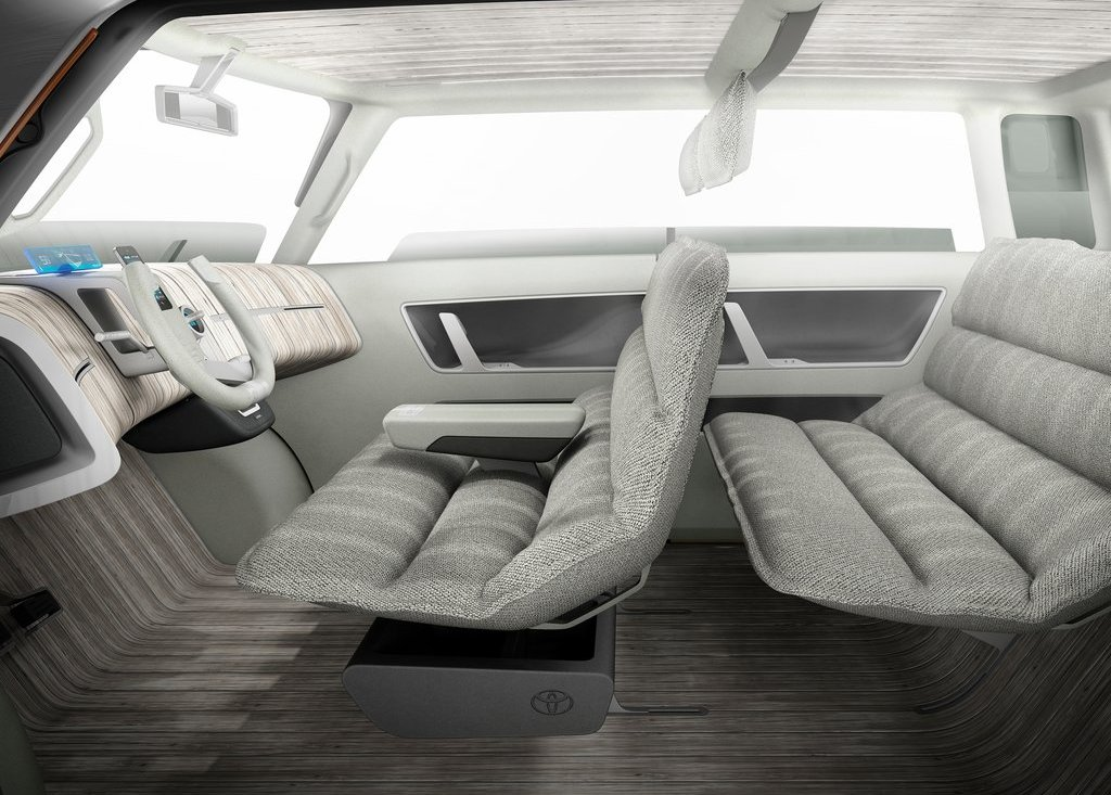 2013 Toyota ME WE Concept Interior Design (Photo 4 of 11)