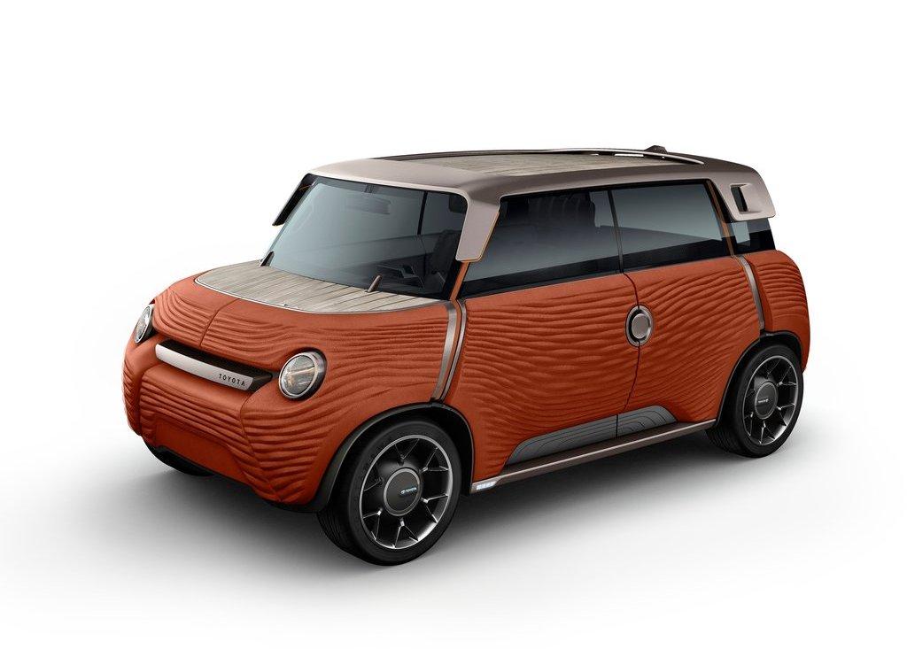 2013 Toyota ME WE Concept Orange (View 6 of 11)