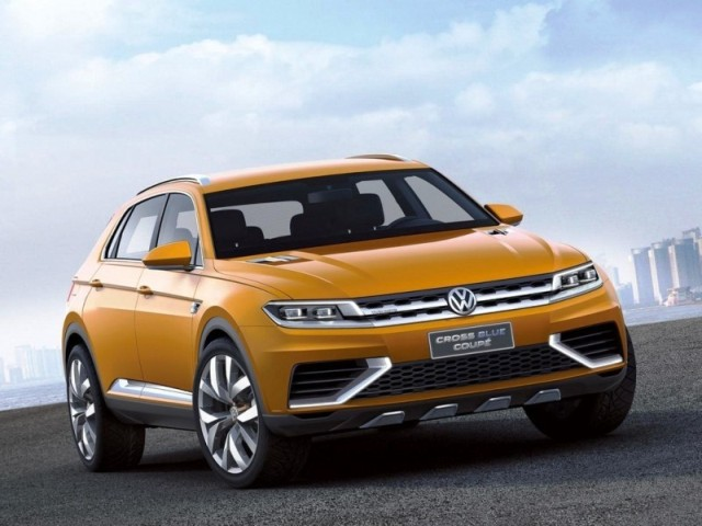 2013 Volkswagen CrossBlue Coupe Wallpaper (Photo 6 of 8)
