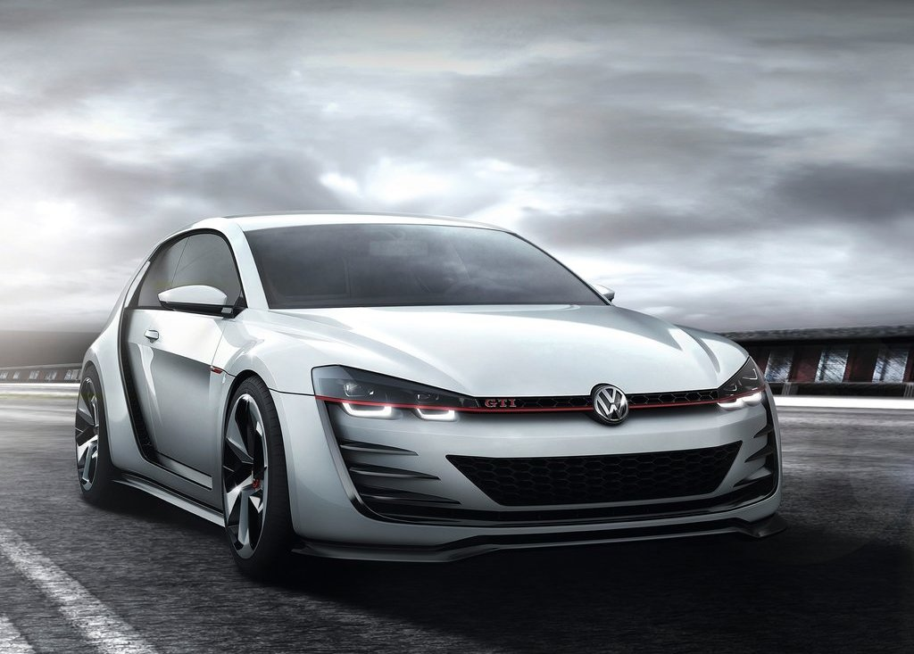 2013 Volkswagen Design Vision GTI Concept (Photo 1 of 6)