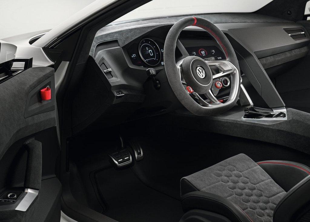 2013 Volkswagen Design Vision GTI Interior Design (View 5 of 6)