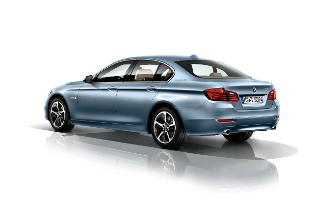 2014 BMW 5 ActiveHybrid Exterior Design (Photo 2 of 5)