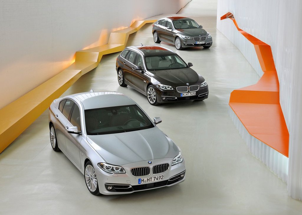 2014 BMW 5 Series Cars (Photo 1 of 9)