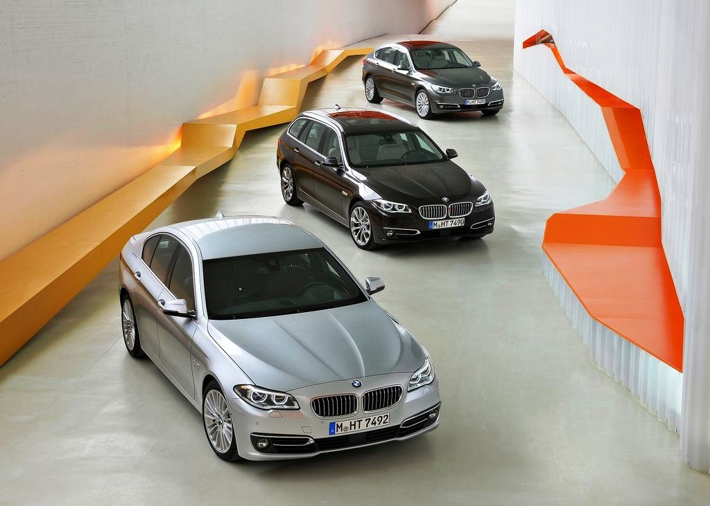2014 BMW 5 Series Cars (Photo 1 of 8)