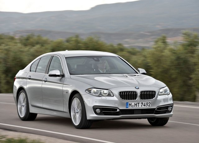 Featured Image of 2014 BMW 5 Series Sedan Price, Specs, Review