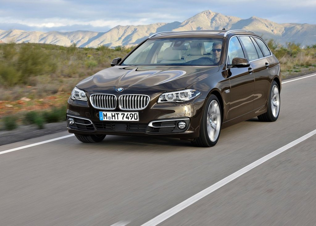 Featured Image of 2014 BMW 5 Series Touring Price, Specs, Review