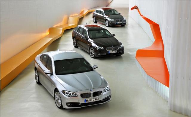 2014 BMW 5 Series (Photo 5 of 5)