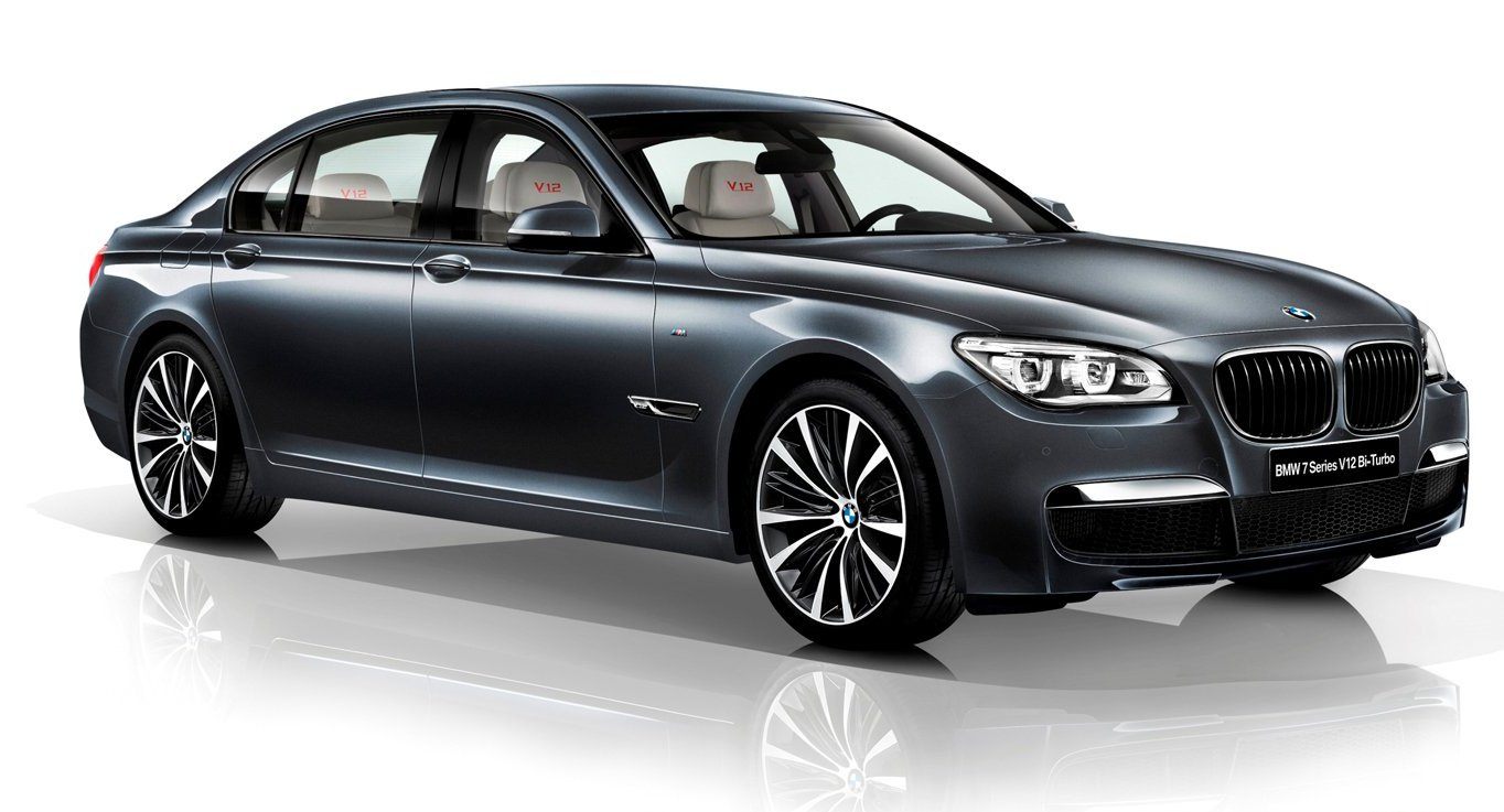 Featured Image of 2014 BMW 7 Series V12 Bi Turbo Limited Only 52 Units