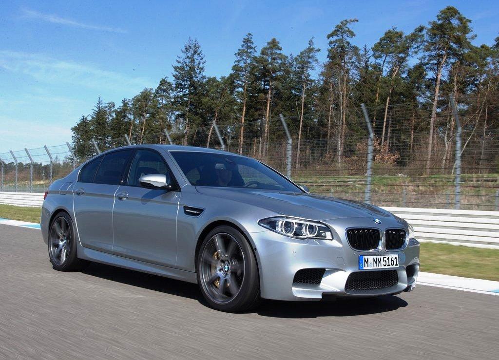 2014 BMW M5 Exterior Design (View 2 of 9)