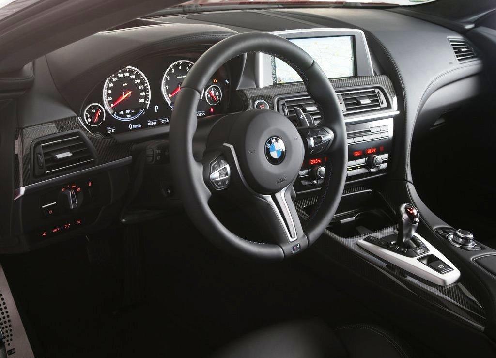 2014 BMW M5 Interior Design (View 4 of 9)