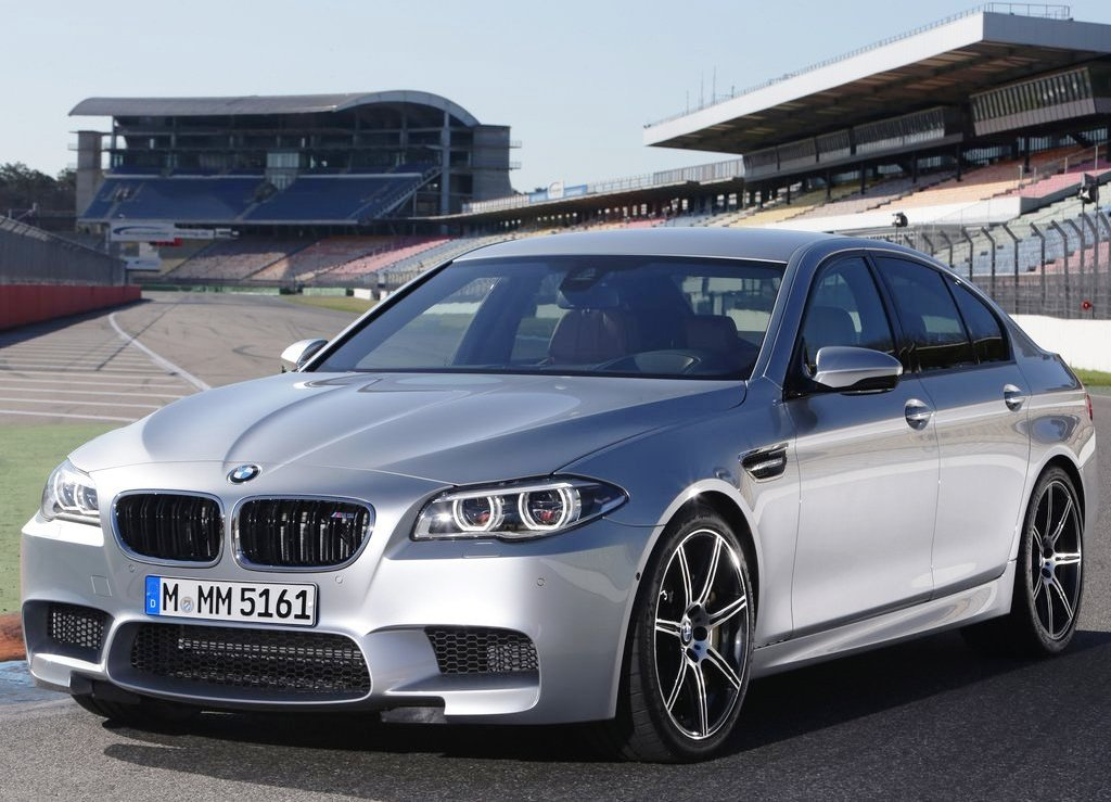 2014 BMW M5 Specs Review (Photo 7 of 9)