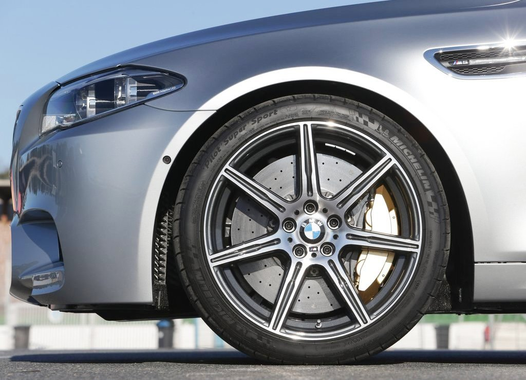 2014 BMW M5 Wheels Pictures (Photo 9 of 9)