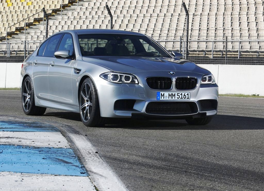 Featured Image of 2014 BMW M5 Gets