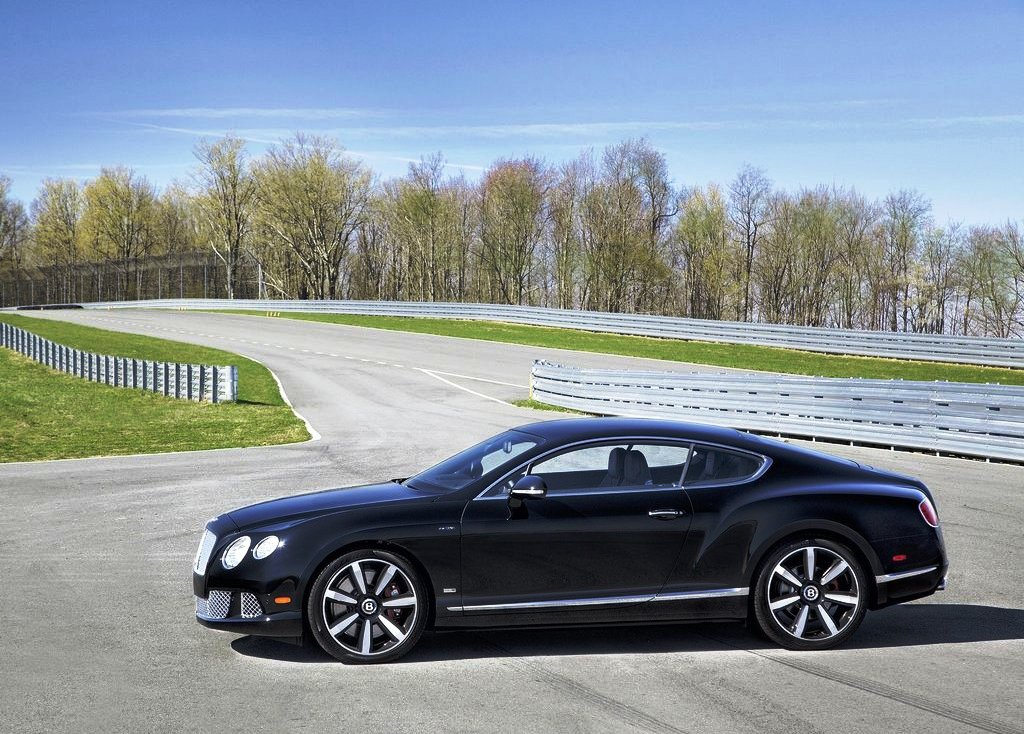 2014 Bentley Continental LeMans Edition Exterior Design (Photo 3 of 9)