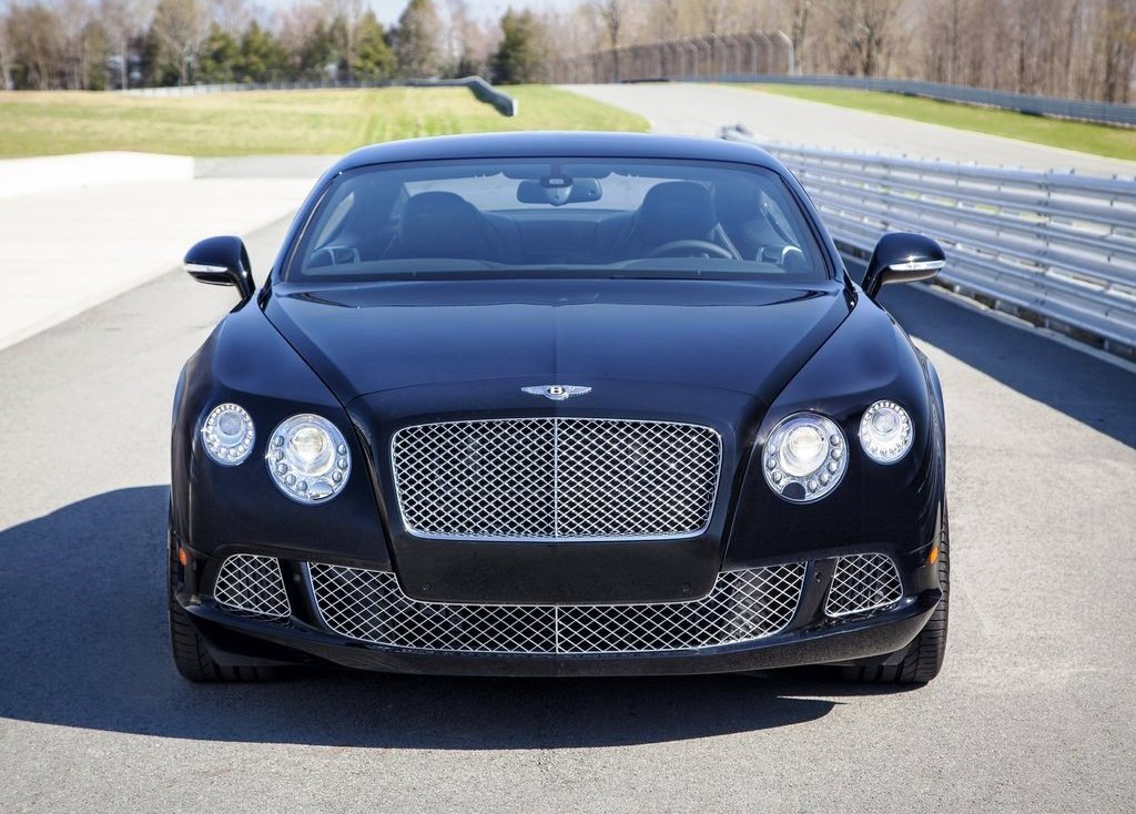 2014 Bentley Continental LeMans Edition Front View (Photo 4 of 9)