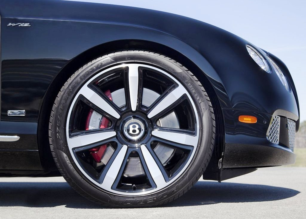 2014 Bentley Continental LeMans Edition Wheels (Photo 9 of 9)