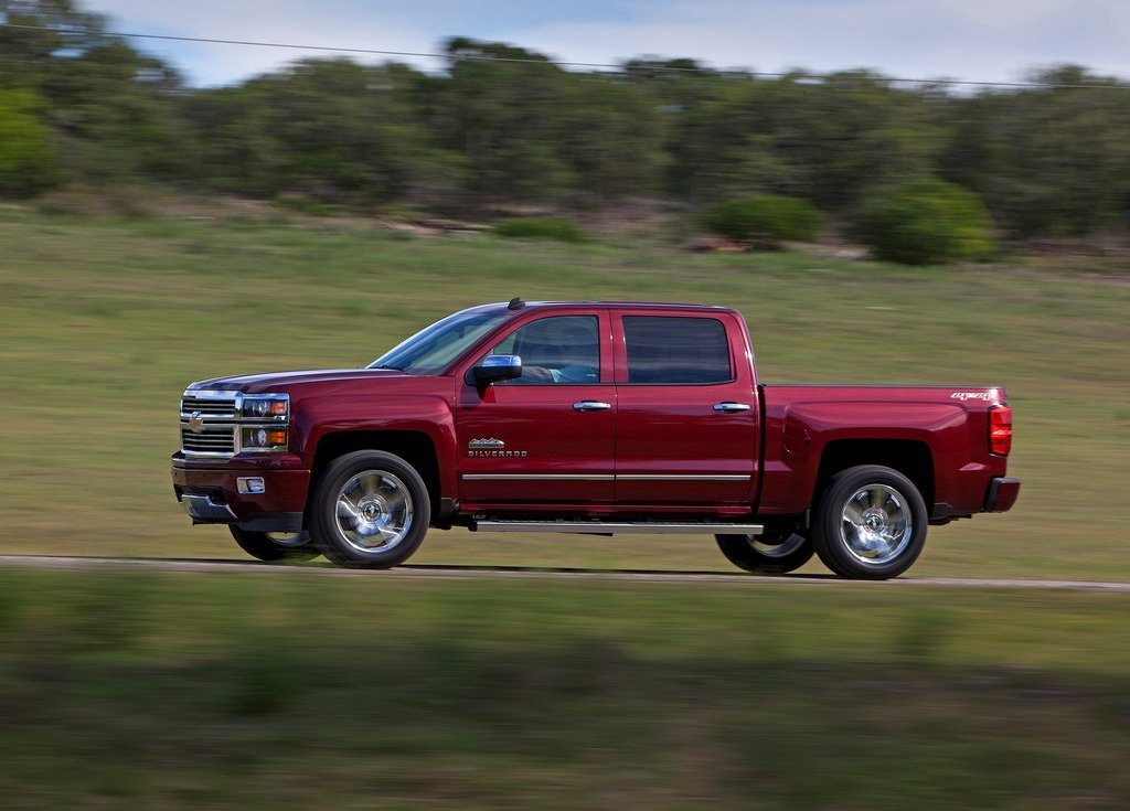 2014 Chevrolet Silverado High Country Powertrain (View 6 of 9)