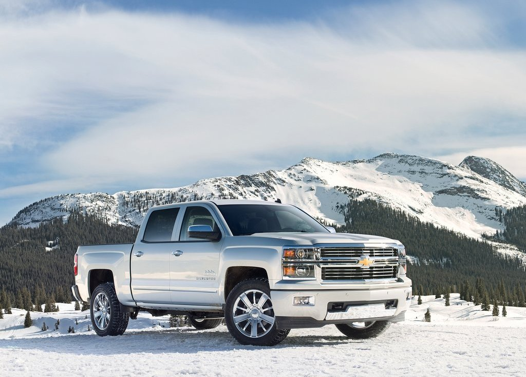2014 Chevrolet Silverado High Country Price (View 7 of 9)