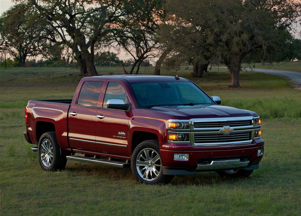 2014 Chevrolet Silverado High Country Specs Review (View 8 of 9)