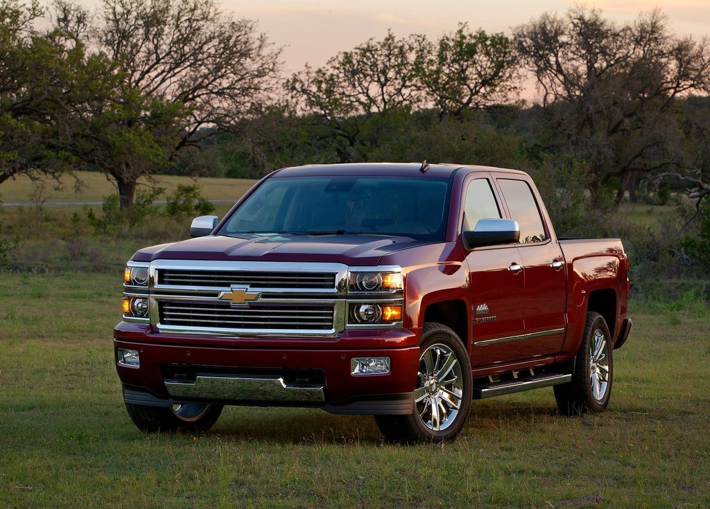Featured Image of 2014 Chevrolet Silverado High Country Review