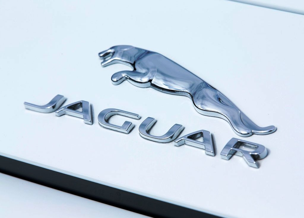 2014 Jaguar F Type V6 Emblem (Photo 1 of 10)