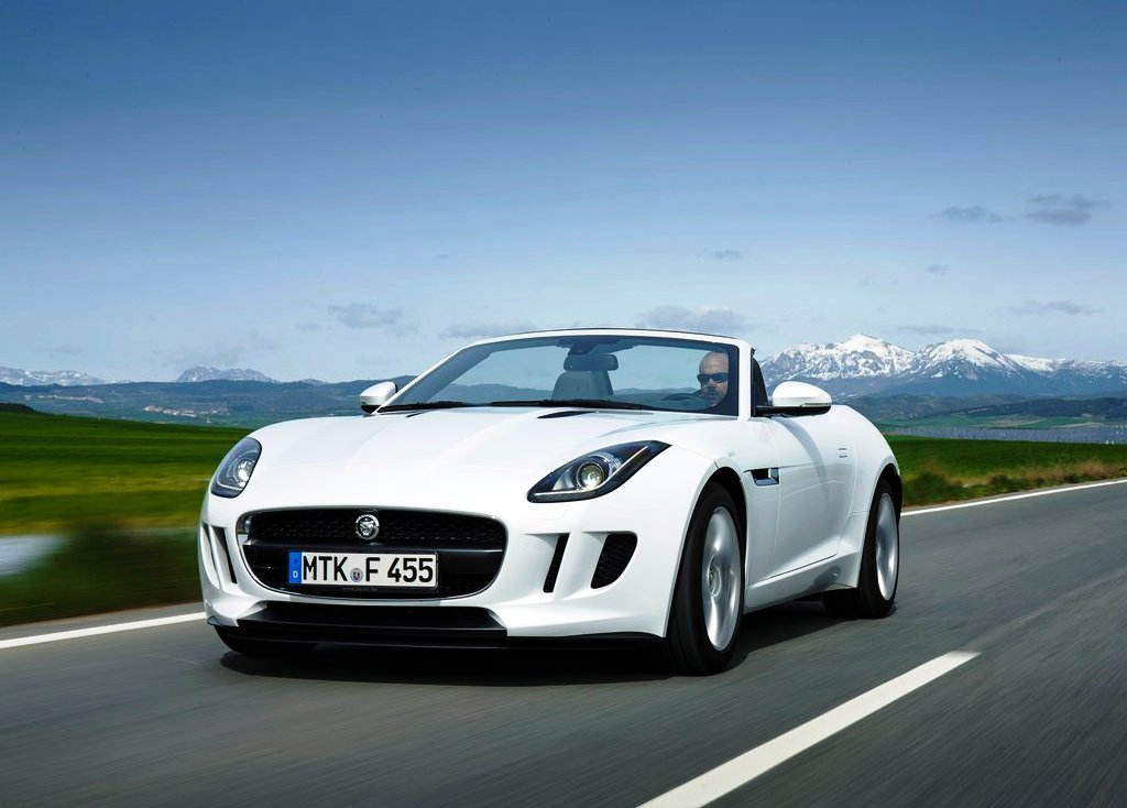 2014 Jaguar F Type V6 Review (Photo 7 of 10)