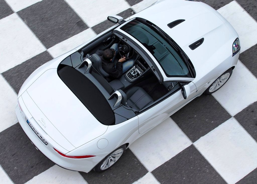 Featured Image of 2014 Jaguar F Type V6 | Convertible Sport Car