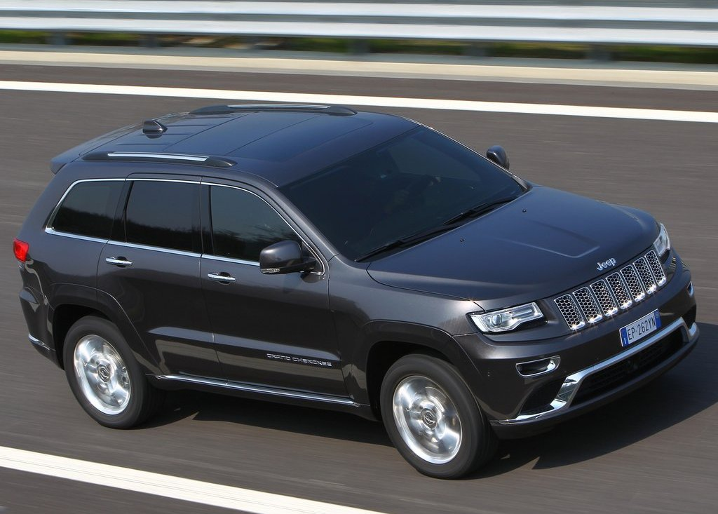 2014 Jeep Grand Cherokee EU Version (View 2 of 9)