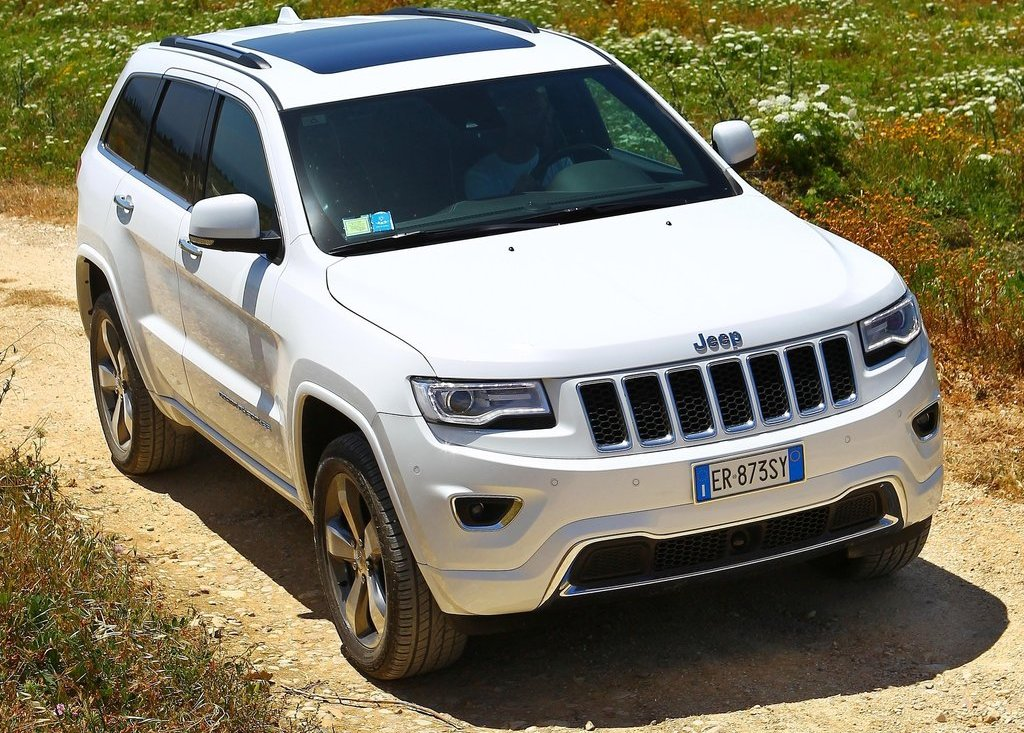 2014 Jeep Grand Cherokee Europe Version (Photo 3 of 9)