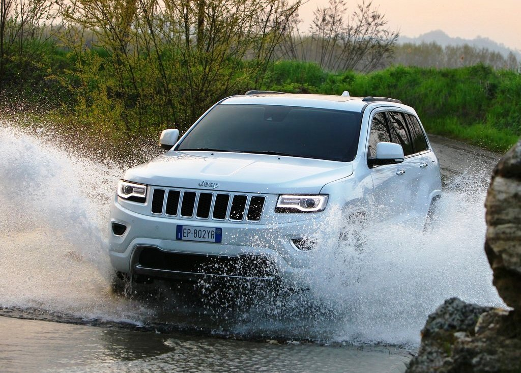 Featured Image of 2014 Jeep Grand Cherokee EU Version Review