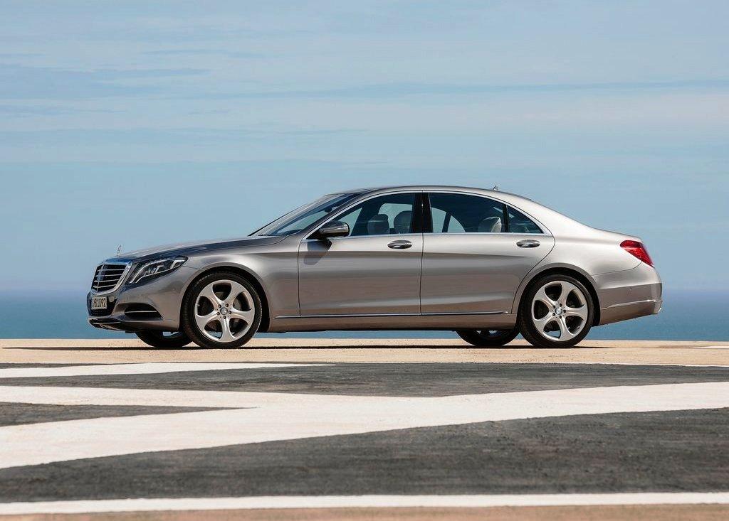 2014 Mercedes Benz S Class Exterior Design (View 2 of 9)