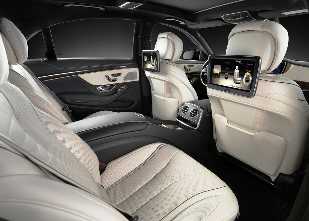2014 Mercedes Benz S Class Inside View (Photo 4 of 9)