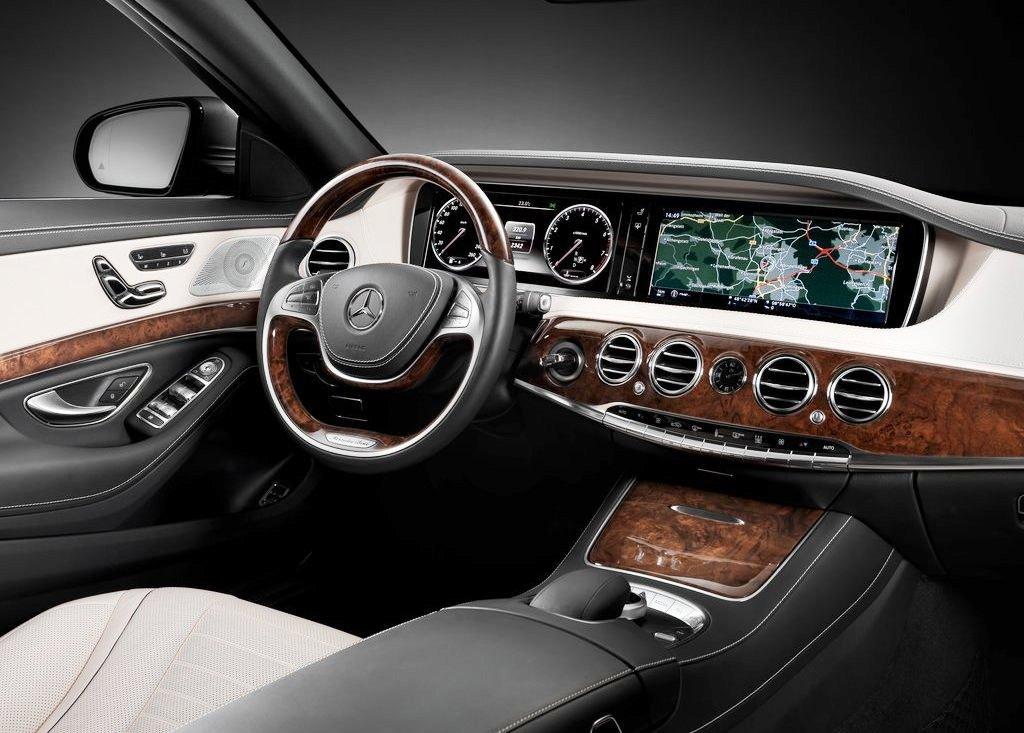 2014 Mercedes Benz S Class Interior Design (View 4 of 9)
