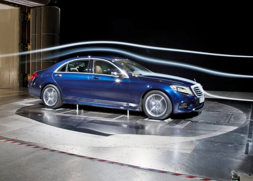 2014 Mercedes Benz S Class Review (Photo 7 of 9)