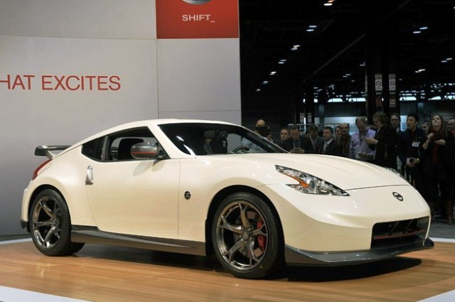 2014 Nissan 370Z Nismo Released At 2013 Chicago Auto Show (Photo 5 of 7)