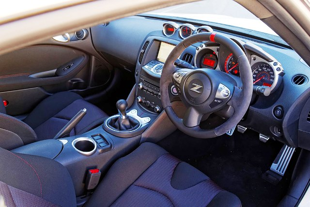 2014 Nissan 370Z Nismo Interior Design (Photo 4 of 7)