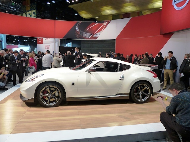 Featured Image of 2014 Nissan 370Z Nismo | 2013 Chicago Auto Show
