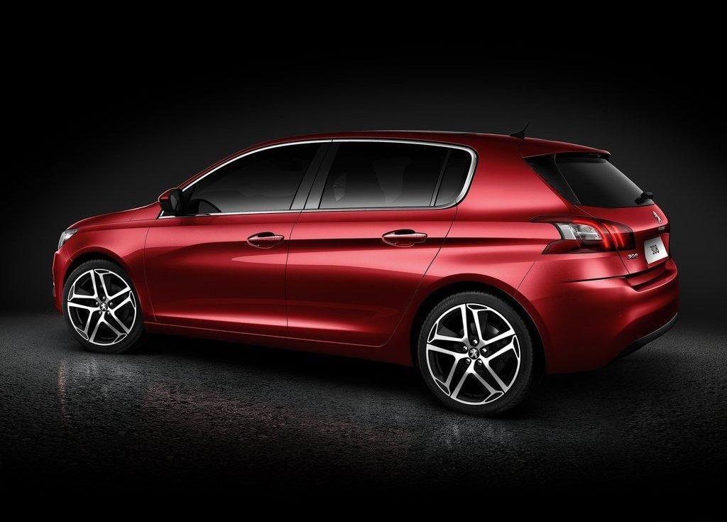 2014 Peugeot 308 Exterior Design (View 1 of 5)