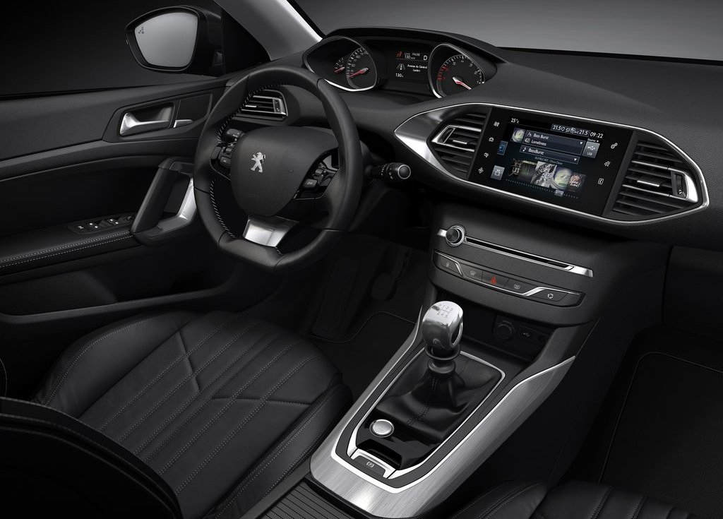 2014 Peugeot 308 Interior Design (Photo 4 of 5)
