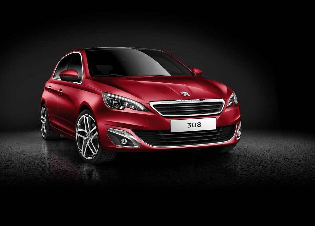 Featured Image of 2014 Peugeot 308 | 2013 Frankfurt Motor Show